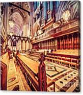 Magnificent Cathedral Canvas Print