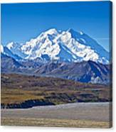 Magnificent Denali Canvas Print