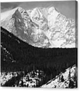 Magnificent Mountain Canvas Print
