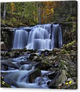Magnificent Waterfall Canvas Print