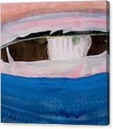 Magpie Original Painting Canvas Print