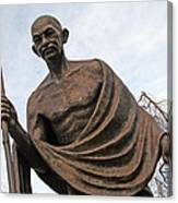 Mahatma Gandhi In Washington Canvas Print