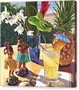 Mai Tai Canvas Print