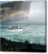 Maid Of The Mist -41 Canvas Print