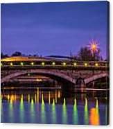 Maidstone Bridge Canvas Print