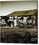 Mail Pouch Barn 7402 Canvas Print
