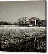 Mail Pouch Barn 89zz Canvas Print