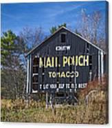 Mail Pouch Barn Canvas Print
