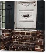 Mail Slot Canvas Print