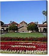 Main Quad Stanford California Canvas Print