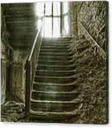 Main Staircase Canvas Print
