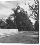 Main Street Fort Apache Canvas Print