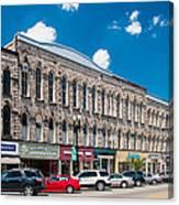 Main Street Usa Canvas Print