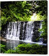 Mainline Waterfall Canvas Print