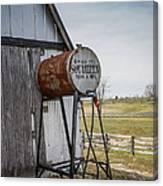 Barn - Maintenance Canvas Print