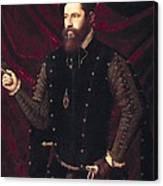 Ma�ip, Vicente 1480-1550. Portrait Canvas Print
