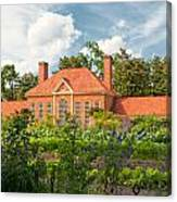 Majestic Gardens Canvas Print