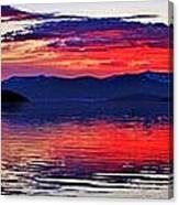 Majestic Idaho Canvas Print