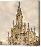 Ubate Cathedral Canvas Print