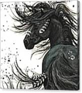 Majestic Spirit Horse I Canvas Print