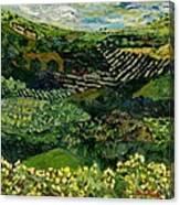 Majestic Valley Canvas Print