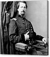 Major General Winfield Hancock Canvas Print