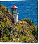 Makapu'u Point Lighthouse Canvas Print