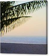 Make Your Own Paradise Canvas Print