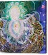 Creator Of The Universe Canvas Print