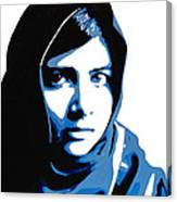 Malala Yousafzai On Friday Canvas Print
