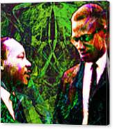 Malcolm And The King 20140205p68 Canvas Print