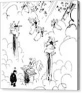 Malcolm W. Dunlap Canvas Print