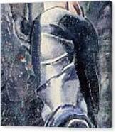 Male Figure Canvas Print