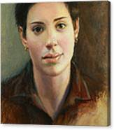 Malena Canvas Print