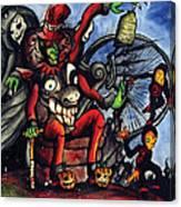 Malinda Circus Canvas Print
