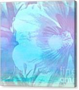 Mallow Canvas Print