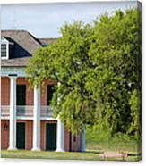 Malus Beauregard House Canvas Print