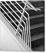 Mam Art Deco Stairs Canvas Print