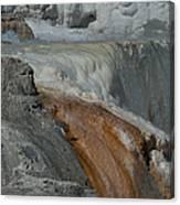 Mammoth Springs 2.0070 Canvas Print