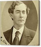 Man, 1874 Canvas Print