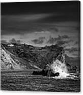 Man O'war Rocks Canvas Print