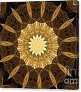 Mandala 014-1 Canvas Print
