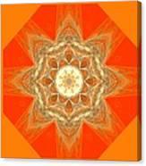 Mandala 014-2 Canvas Print