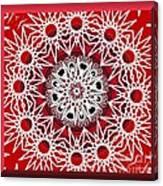 Mandala 014-3 Canvas Print