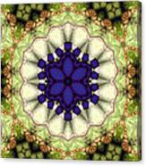 Mandala 114 Canvas Print