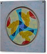 Mandala 4 Ready To Hang Canvas Print