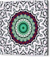 Mandala 9 Canvas Print