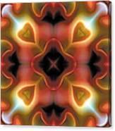 Mandala 98 Canvas Print