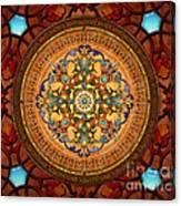Mandala Arabia Sp Canvas Print