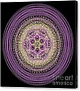 Mandala Of Wisdom Canvas Print